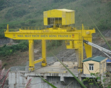 SONG TRANH 2 HYDROELECTRIC